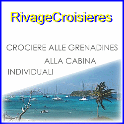 crociere a vela grenadines