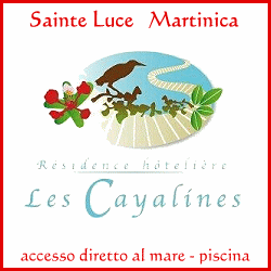 residence les cayalines martinica